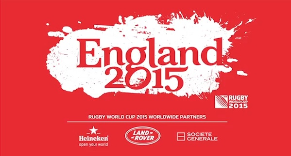 Rugby World Cup Draw 2015