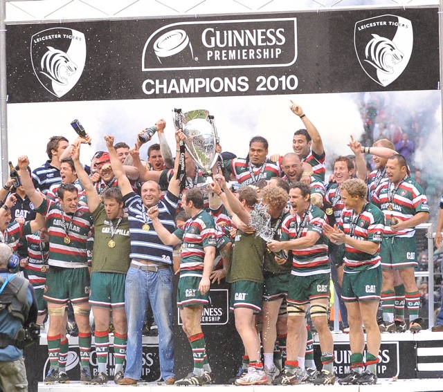 Guinness Premiership Champions 2010