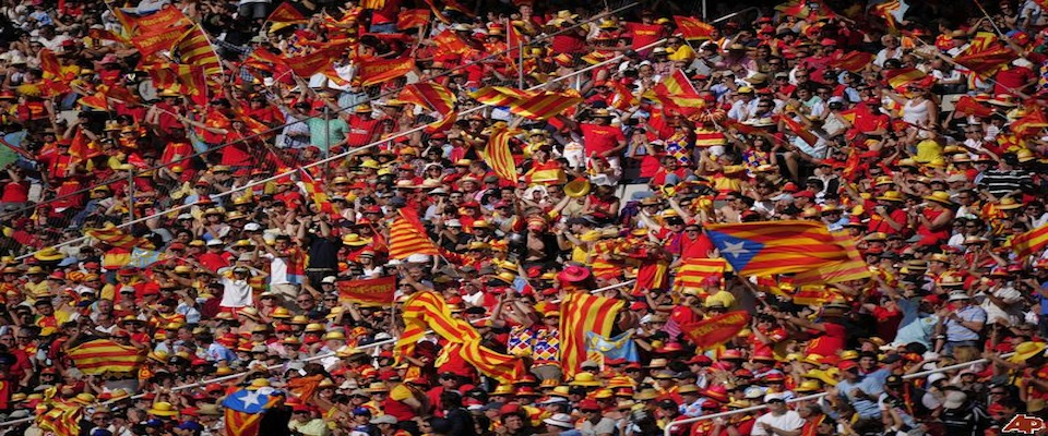 Perpignan Rugby fans