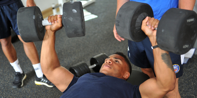 Rugby Fitness: Pre-season training programme - Week 1 | The Rugby Blog
