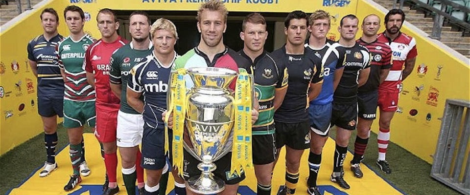 Aviva Premiership Teams
