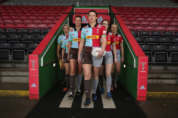 Harlequins Ladies