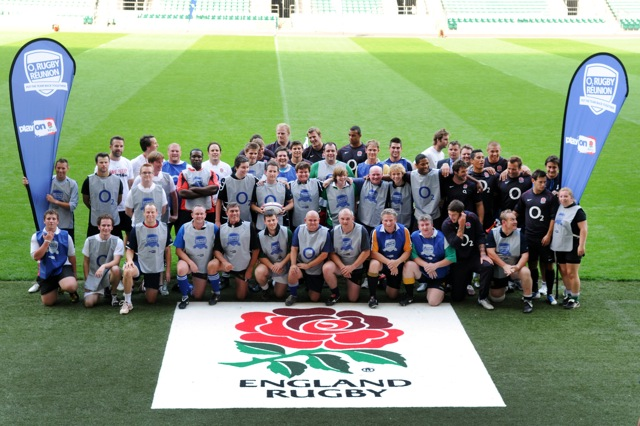 O2 Rugby Reunion