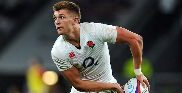 Rugby World Cup 2015: England team to play Uruguay   The ...