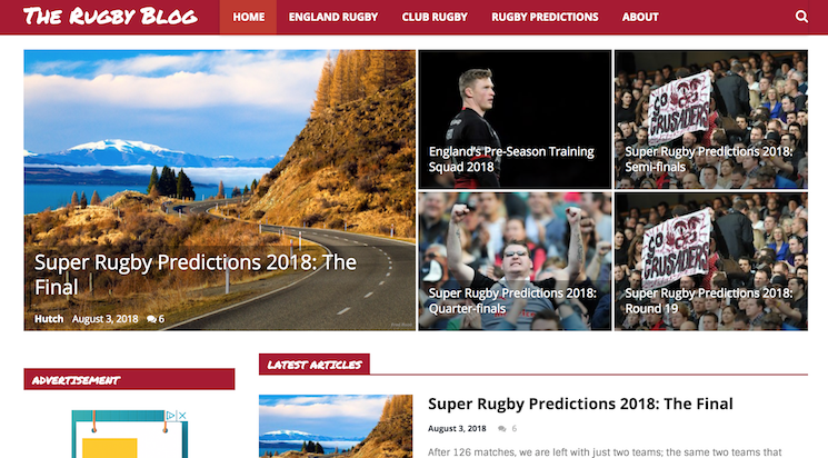 The Rugby Blog