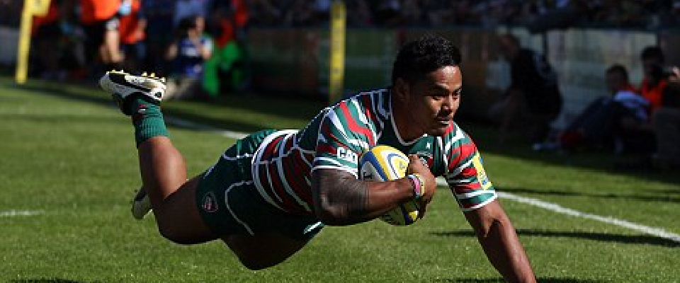 Tuilagi was back to his best for the Tigers
