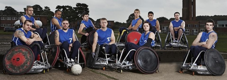 Team GB wheelchair rugby