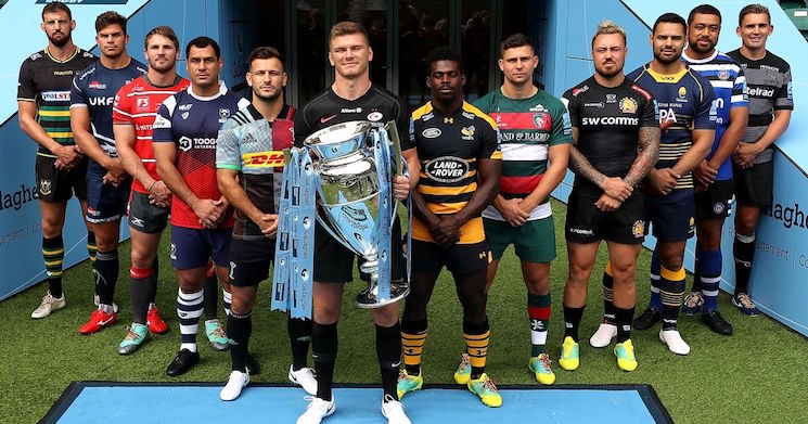 Gallagher Premiership 2018 19 Round 1 Predictions The
