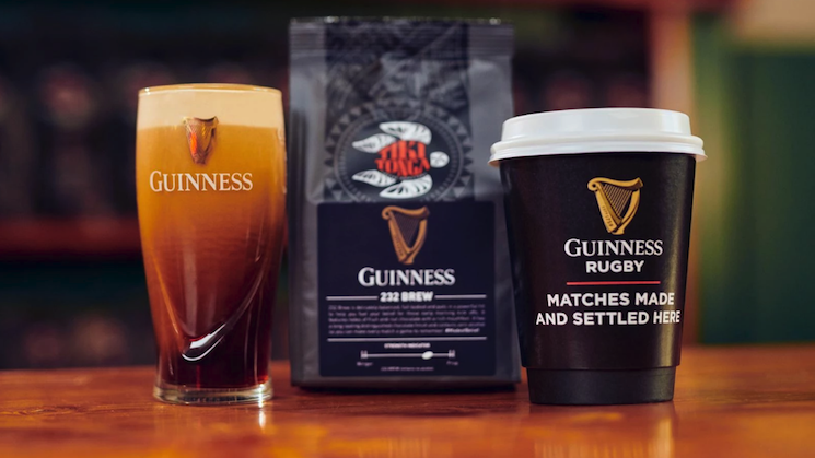 Guinness Coffee